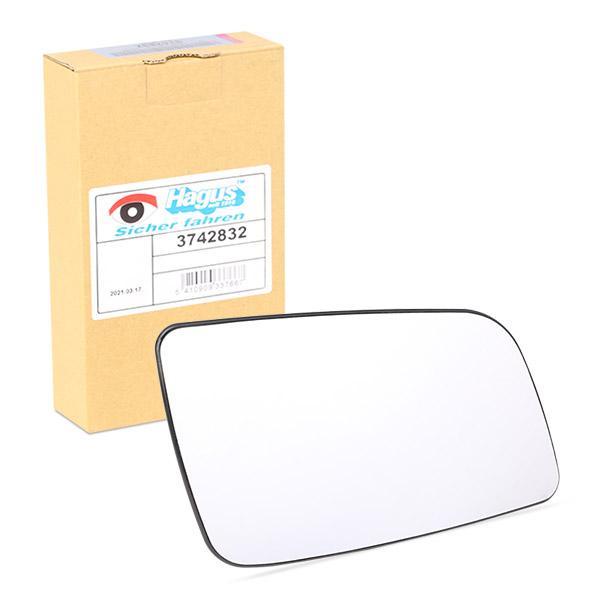 Spiegelglas Außenspiegel VAN WEZEL 3742832