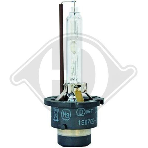 D2S DIEDERICHS D2S (Gasentladungslampe) 85V 35W P32d-2 Xenon Glühlampe, Fernscheinwerfer LID10001 günstig kaufen