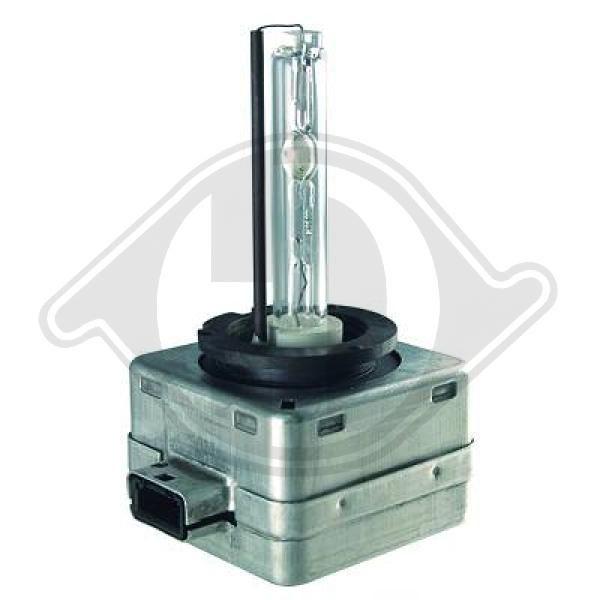 LID10002 DIEDERICHS Glühlampe, Fernscheinwerfer für MAN online bestellen