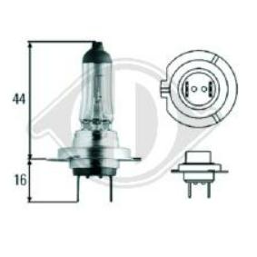 LID10018 DIEDERICHS 55W, 12V, H7 Glühlampe, Fernscheinwerfer LID10018 günstig kaufen