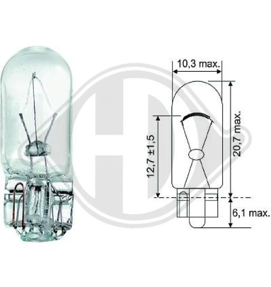 Zusatzbeleuchtung LID10078 im online DIEDERICHS Teile Ausverkauf