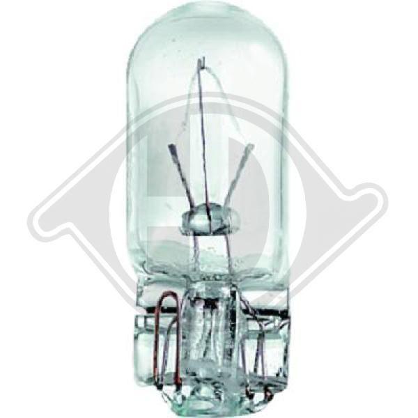 DIEDERICHS Glühlampe LID10090