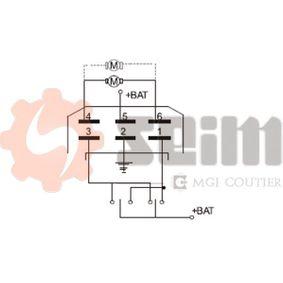 105380 Relais, Zentralverriegelung SEIM 105380 - Große Auswahl - stark reduziert