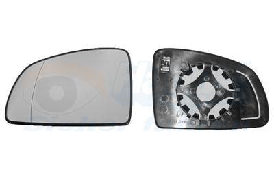 3781837 VAN WEZEL Spiegelglas, Außenspiegel Bewertung