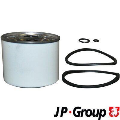 Volkswagen TOUAREG JP GROUP Bränslefilter 1118705300
