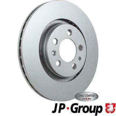 Volkswagen BORA JP GROUP Disque 1163109200