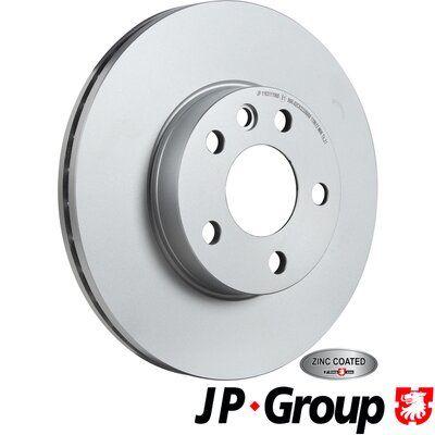 Volkswagen TARO JP GROUP Disque de frein 1163111900