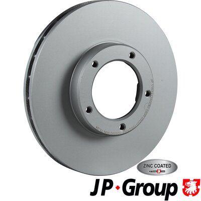 Volkswagen TARO JP GROUP Disque de frein 1163112800