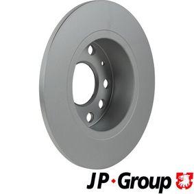 1163205700 Bremsscheibe JP GROUP Erfahrung