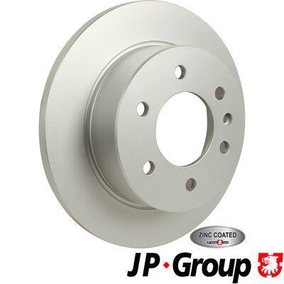 Volkswagen CRAFTER JP GROUP Disque de frein 1163207200