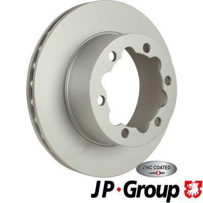 Volkswagen CRAFTER JP GROUP Disque 1163207300