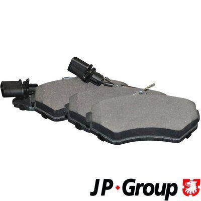Bremsbeläge JP GROUP 1163605010