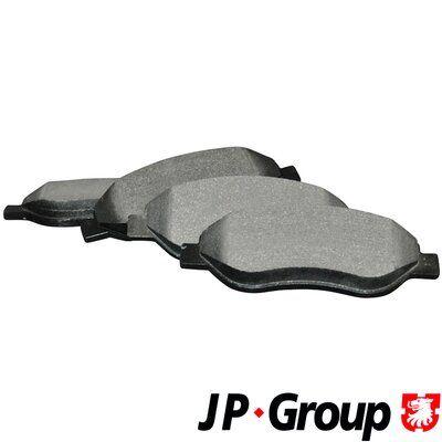 Bremsbeläge JP GROUP 1263603710
