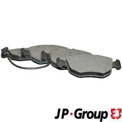 Bremsbeläge JP GROUP 1563602110
