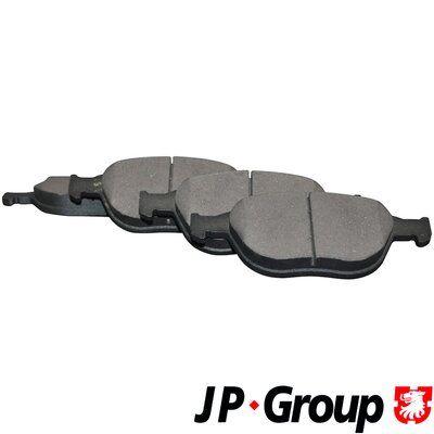 Bremsbelagsatz Scheibenbremse JP GROUP 1563602310