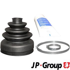 Kupite in zamenjajte Kompletna manseta, pogonska gred JP GROUP 3143700110