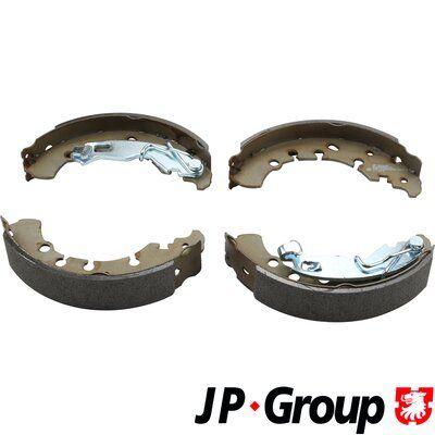 Original FIAT Bremsklötze für Trommelbremse 3163900410