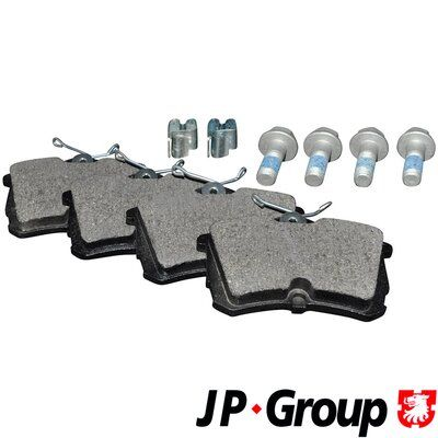 JP GROUP Bremsbelagsatz, Scheibenbremse 3463700210