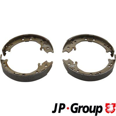 JP GROUP: Original Trommelbremse 3463900310 (Breite: 35mm)