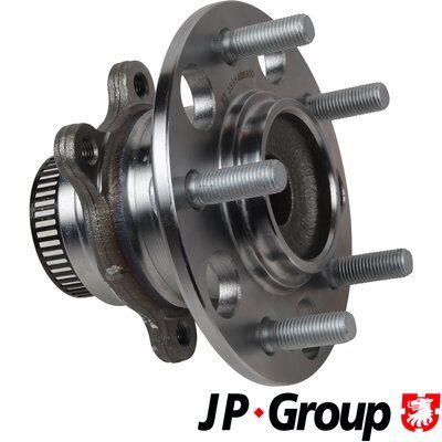 JP GROUP Radnabe JP GROUP Hinten 3451401400