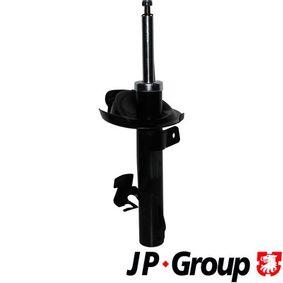 3842100889 JP GROUP Vorderachse rechts, Gasdruck, Zweirohr, Federbein Stoßdämpfer 3842100880 günstig kaufen