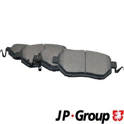 Bremsbelagsatz JP GROUP 4063600810