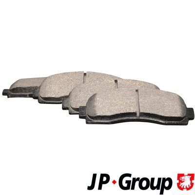 Bremsbelagsatz JP GROUP 4063601110