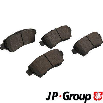 Bremsklötze JP GROUP 4063700410