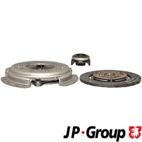 4330402219 JP GROUP mit Ausrücklager Ø: 200mm Kupplungssatz 4330402110 günstig kaufen