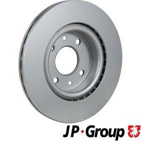 4363101900 Bremsscheibe JP GROUP JP GROUP 4363101900 - Große Auswahl - stark reduziert