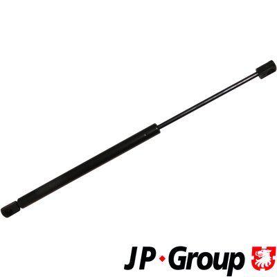 RENAULT TWINGO 2015 Heckklappendämpfer - Original JP GROUP 4381200100 Hub: 162mm