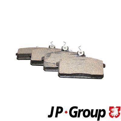 JP GROUP Bremsbelagsatz, Scheibenbremse 4763600510