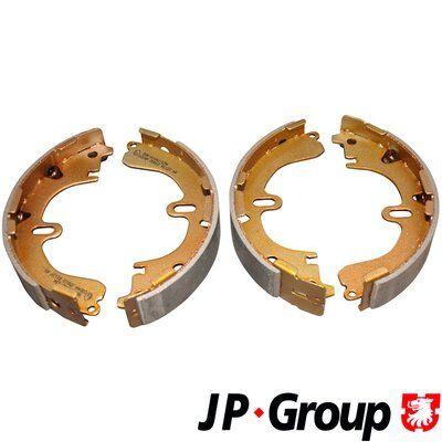 JP GROUP Bremsbackensatz 4863900510