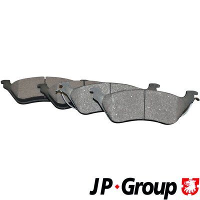 JP GROUP Bremsbelagsatz, Scheibenbremse 5063700210