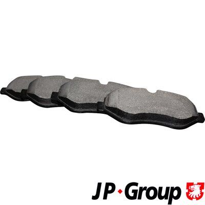 Disk pads 5363600410 JP GROUP — only new parts