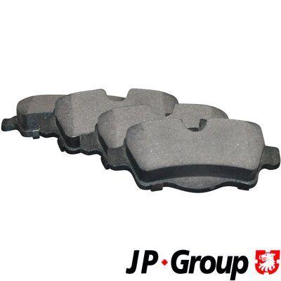 JP GROUP Bremsbelagsatz, Scheibenbremse 6063700210