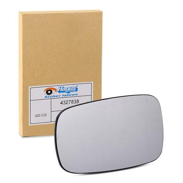 Original RENAULT Rückspiegelglas 4327838