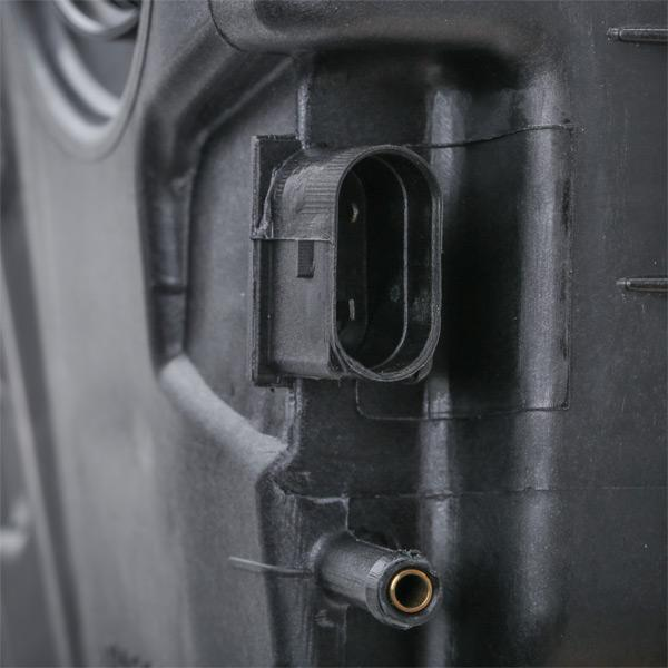 117 041 Ausgleichsbehälter, Kühlmittel TOPRAN Test