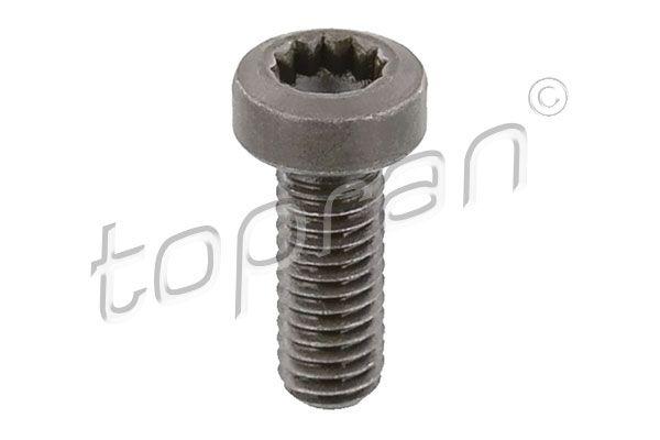 Buy Clutch cover plate TOPRAN 117 245