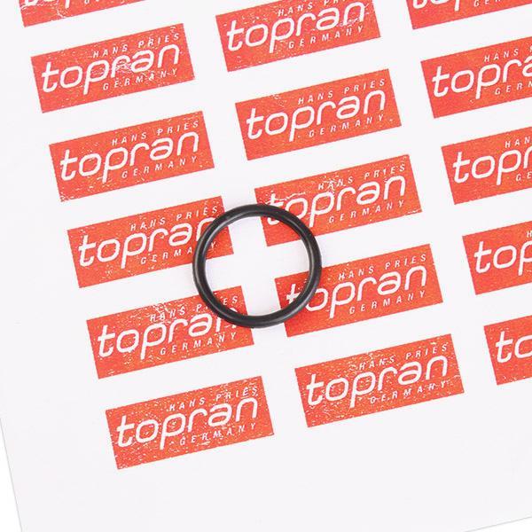 TOPRAN   Seal, oil cooler 503 094