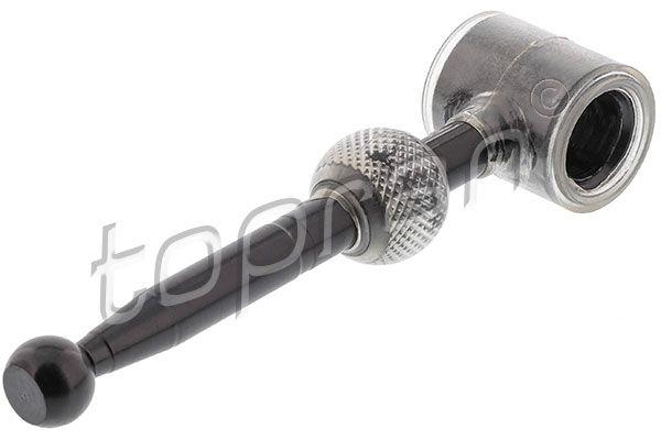 Vesz 701 139 TOPRAN elöl, váltóoldali Választó- / kapcsoló rudazat 701 139 alacsony áron