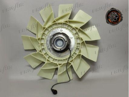 Kupplung, Kühlerlüfter FRIGAIR 0511.V501 mit 15% Rabatt kaufen