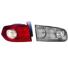 Lampy Tylne Zespolone Do Renault Laguna Ii Bg01 2001