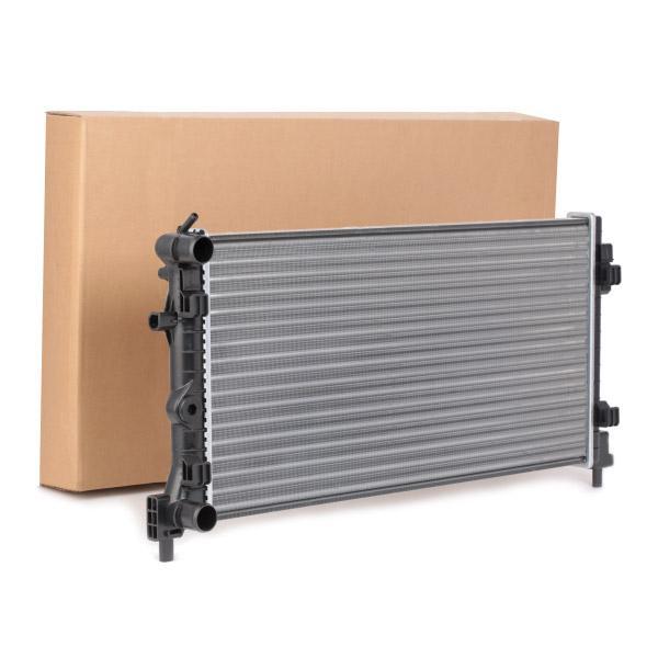49002037 VAN WEZEL *** IR PLUS *** mit Zubehör, Kühlrippen mechanisch gefügt, Aluminium Kühler, Motorkühlung 49002037 günstig kaufen