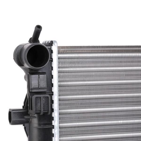 49002037 Kühler Motorkühlung VAN WEZEL in Original Qualität