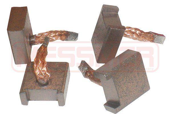 MESSMER: Original Kohlebürsten Anlasser 233029 ()