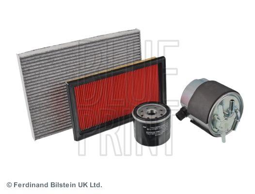 Original Komplet filtra ADN12139 Nissan