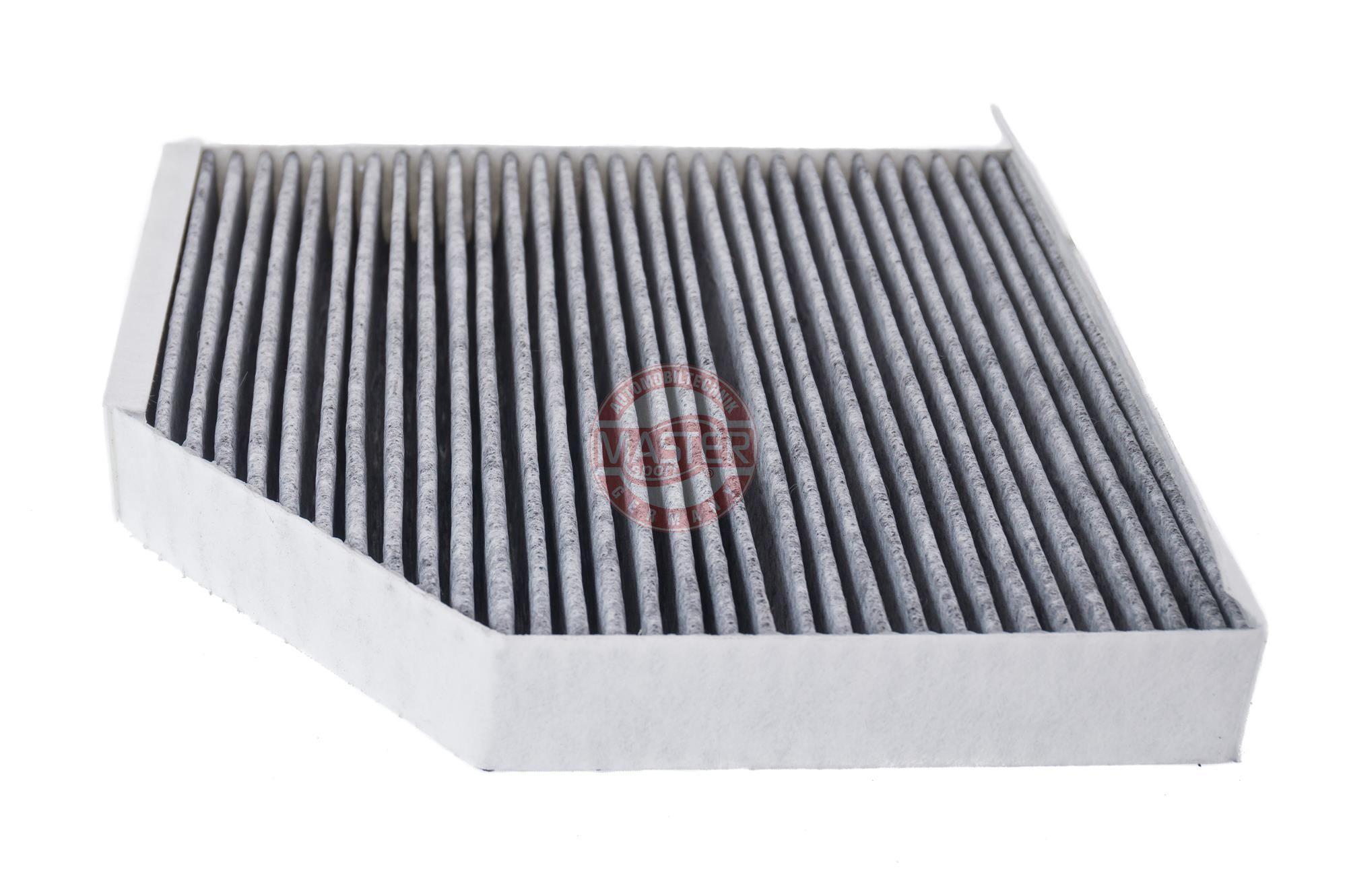 AUDI A8 2018 Klimafilter - Original MASTER-SPORT 2641-IF-PCS-MS Breite: 253mm, Höhe: 35mm, Länge: 256mm
