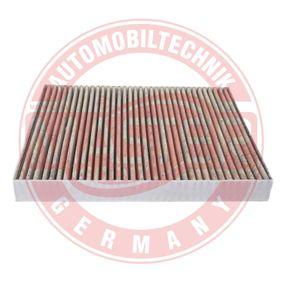 2842IFBPCSMS Innenraumfilter STOP MICROBE Antiallergen Technology MASTER-SPORT 2842-IFB-PCS-MS - Große Auswahl - stark reduziert