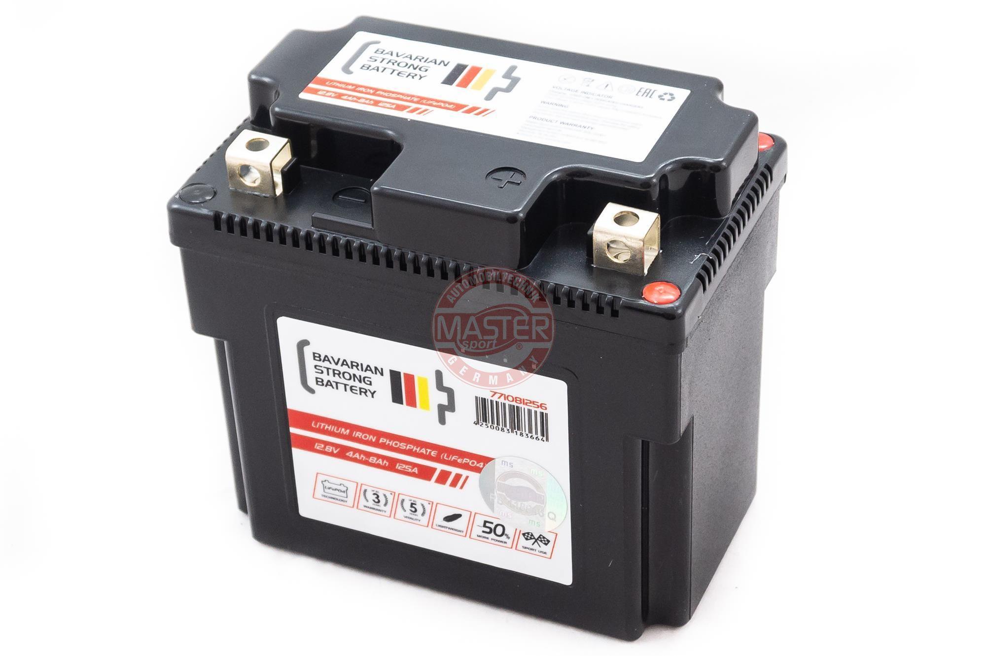 OE Original Autobatterie 771081256 MASTER-SPORT
